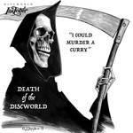 Inktober 20 Death