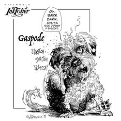 Gaspode by Loopydave