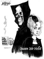 Susan Sto Helit by Loopydave