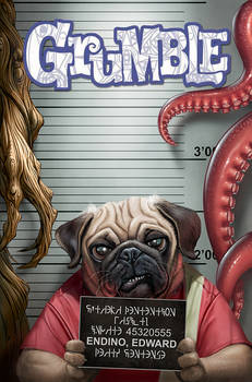 Grumble vol 3 tpb cover