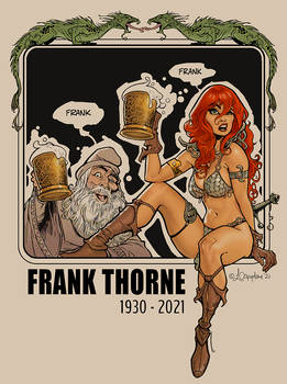 RIP Frank Thorne