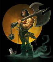 Conan the Puppywalker