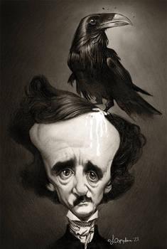 Edgar the Allan Poe-et