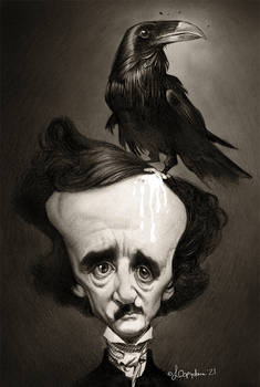 Edgar the Allan Poe-et
