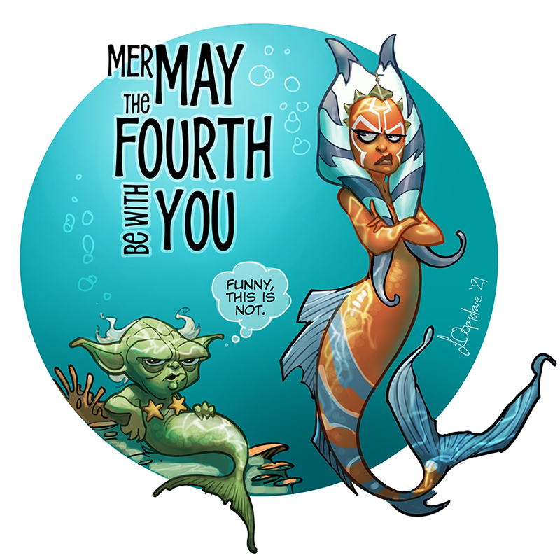 MerMay the Fourth