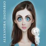 Alexandra Blue eyes