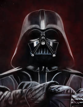 Darth Vader-Work in Progress