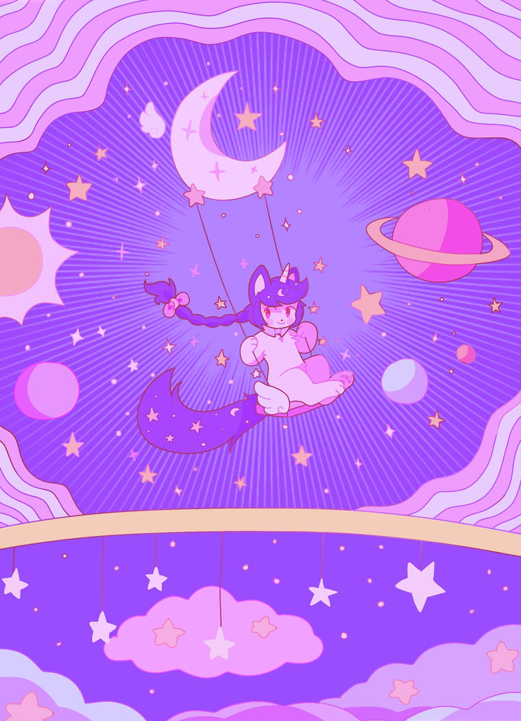 space swing by stylo6
