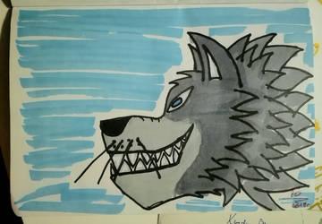 Wulf by leno25