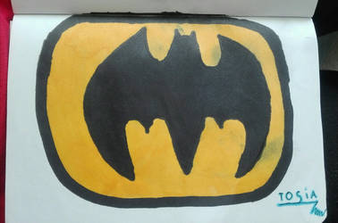Batman Tosia by leno25