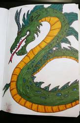 Snake by leno25