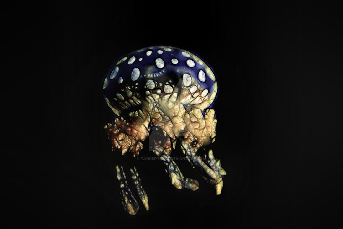 Absinthe Jellyfish by tankertom27