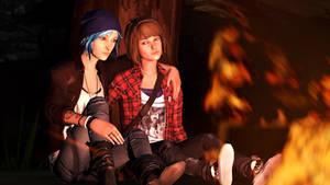 Campfire (Life is Strange SFM) by kam97