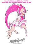 Cure Blossom Coloring