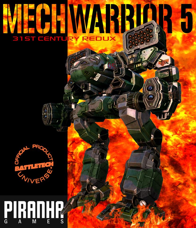 Mechwarrior 5 31st Century Redux by NFX007 on DeviantArt