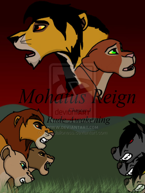Chapter 3: Rude Awakening by albinoraven666fanart