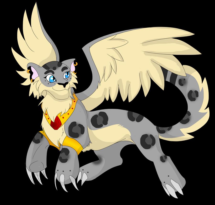 A Digimon by albinoraven666fanart