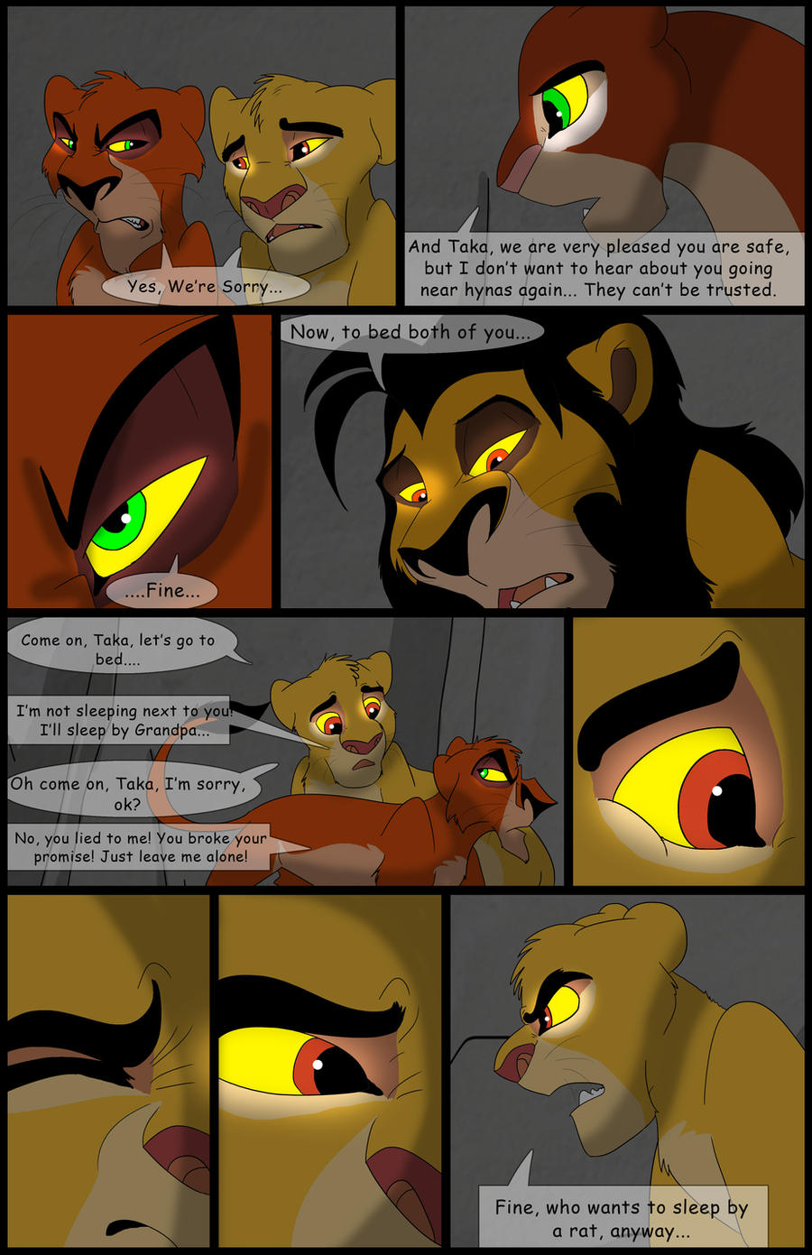 Uru's Reign: Chapter2: Page42 by albinoraven666fanart