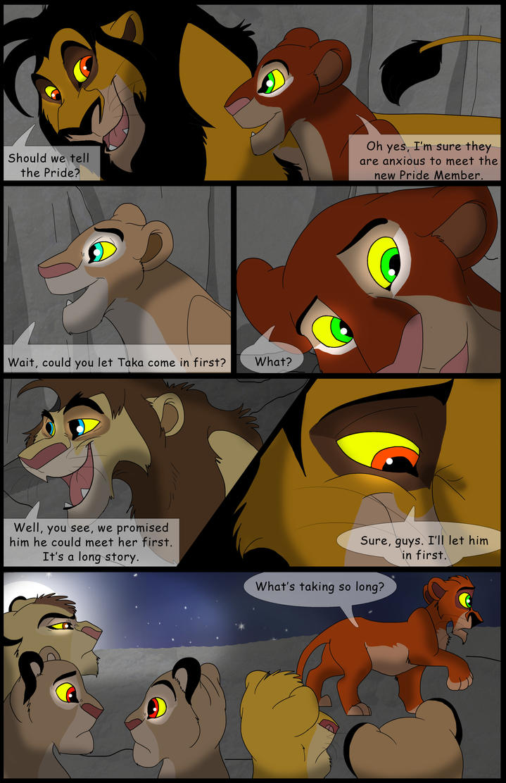 Uru's Reign: Chapter3: Page4 by albinoraven666fanart