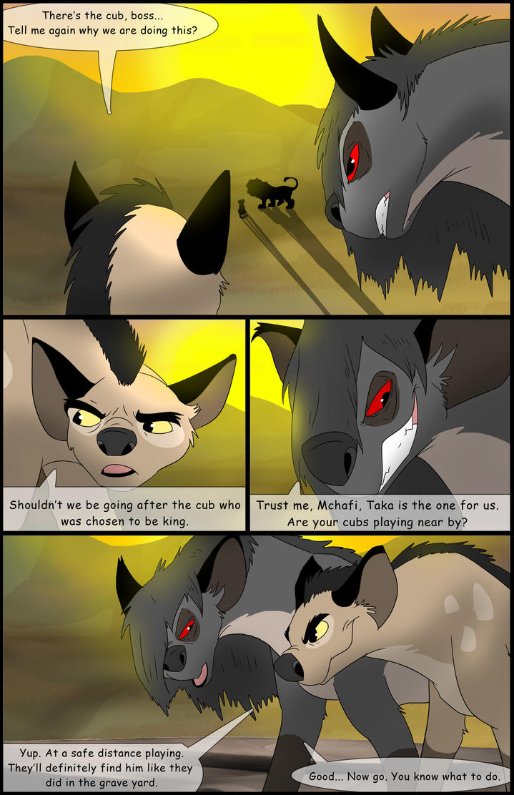 Uru's Reign: Chapter3: Page26 by albinoraven666fanart