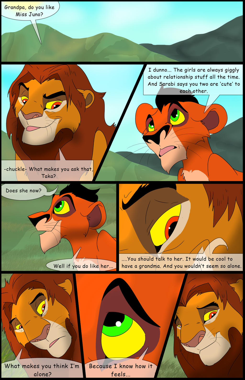 Uru's Reign: Chapter3: Page27 by albinoraven666fanart