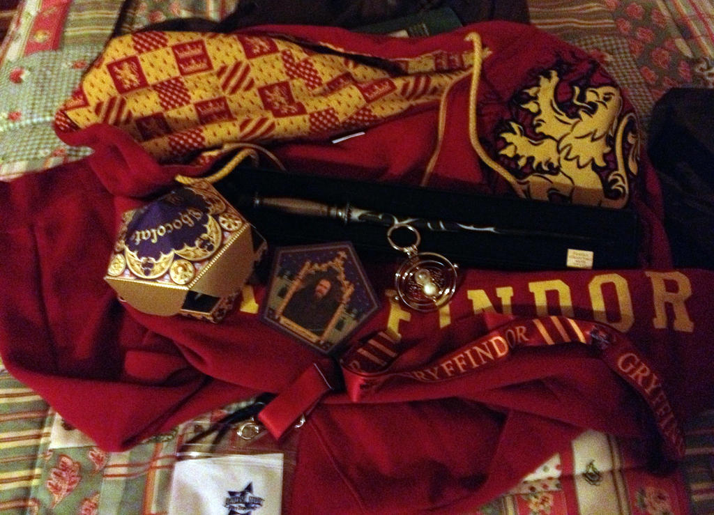 Potter Land Spoils by albinoraven666fanart