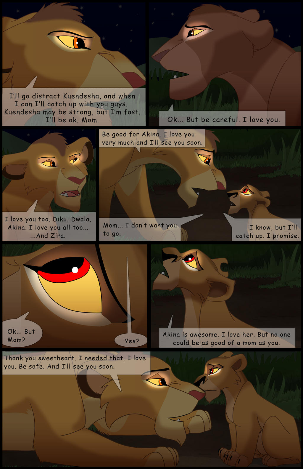 The East Land Chronicles: Page 45 by albinoraven666fanart