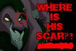 Where is Taka's Scar?