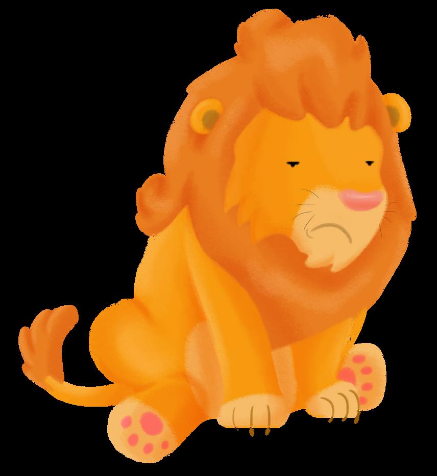 Grumpy Fuzzy by albinoraven666fanart