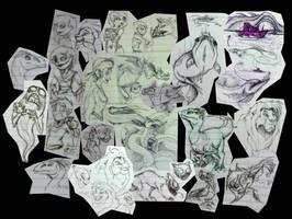 Sketch Dump 4-30-2015