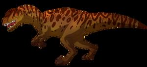 Ceratosaurus by albinoraven666fanart
