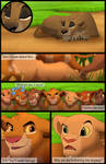 Mufasa's Reign: Chapter 1: Page 1