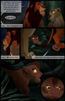 Mufasa's Reign: Chapter 1: Page 18