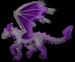 Dragon Ref for Razamafoo by albinoraven666fanart