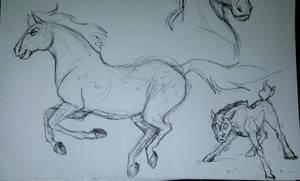 Spirit-Style Doodles #2