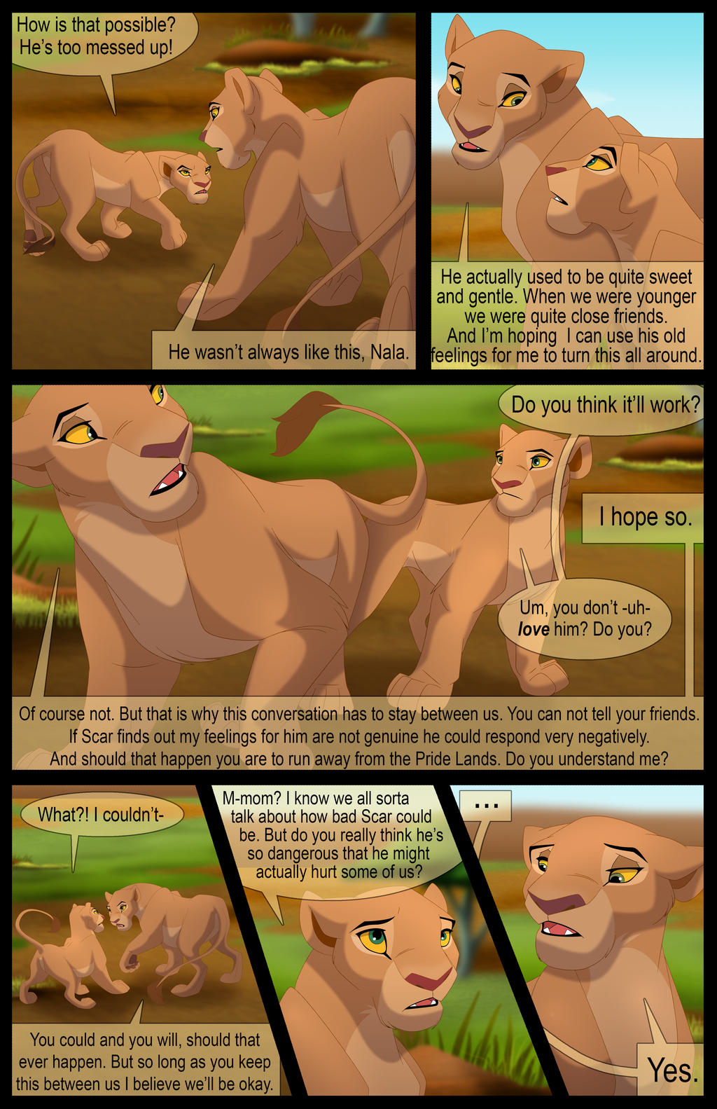 Scar's Reign: Chapter 2: Page 11
