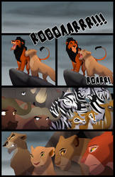 Scar's Reign: Chapter 2: Page 16 by albinoraven666fanart