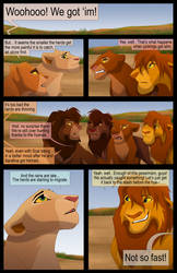 Scar's Reign: Chapter 3: Page 3 by albinoraven666fanart