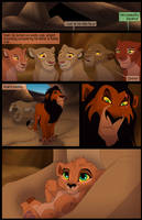 Scar's Reign: Chapter 3: Page 6 by albinoraven666fanart