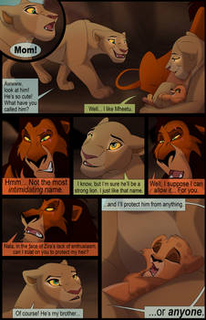 Scar's Reign: Chapter 3: Page 9