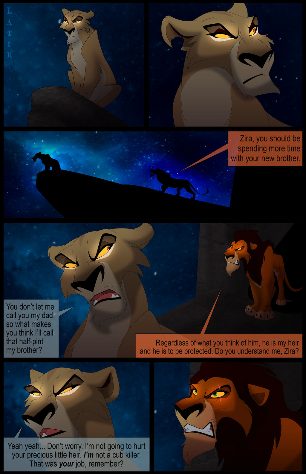 Scar's Reign: Chapter 3: Page 10