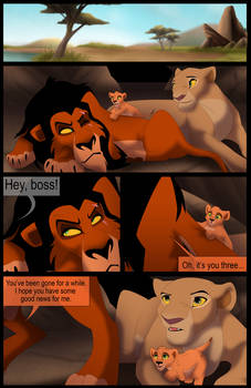 Scar's Reign: Chapter 3: Page 22