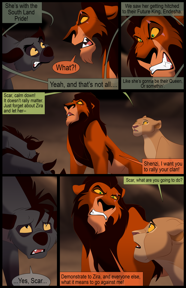 Scar's Reign: Chapter 3: Page 24