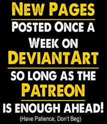 Notice About FOOP Pages on DA