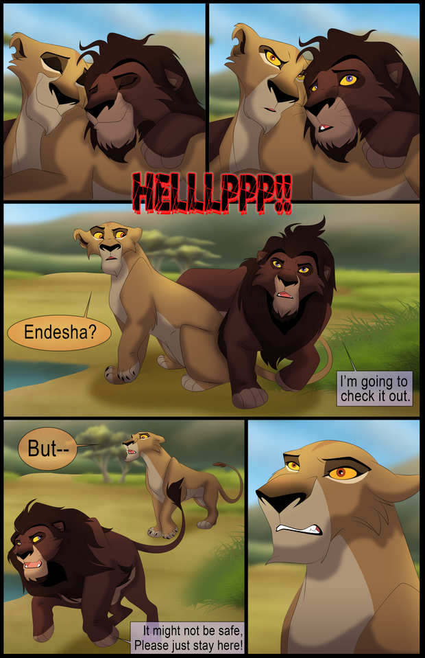 Scar's Reign: Chapter 3: Page 28