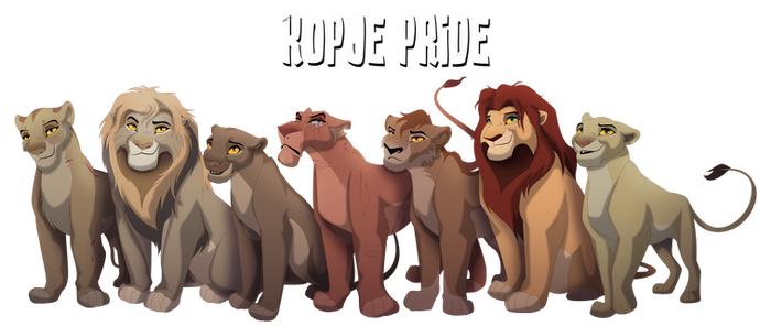 The Kopje Pride