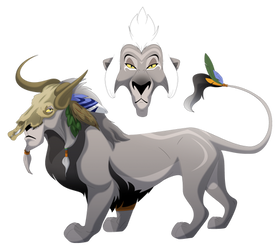 Shaman Lion Commission