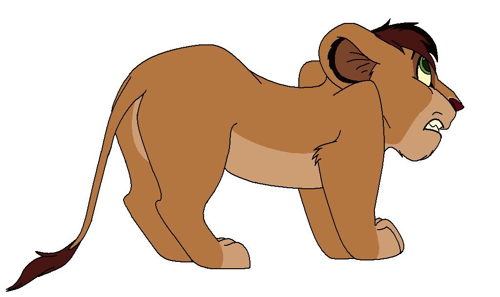 Cub for kopaisfluffy by kisini