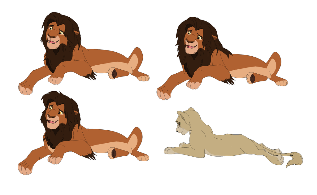 Pride Base different poses by kisini