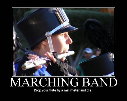Marching Band by Bear-girl